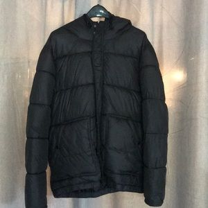 H & M thick puffer jacket